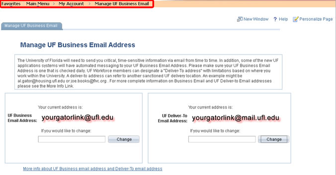 Pc financial change email address quiz